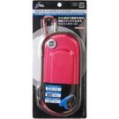 PSP專用 日本 CYBER日本原裝 Gadret EVA 耐衝擊 半硬包 硬殼包 主機包 保護包 紅色款【玩樂小熊】