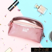 小號便攜正韓大容量簡約化妝品收納包化妝袋11-15【全館免運】