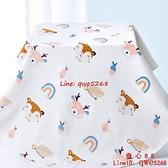 新生兒包單純棉產房包被初生薄款抱被夏嬰兒裹布包巾【齊心88】