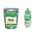 100%異麥芽寡糖粉10包送綠太陽健康寡...