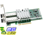 [107美國直購] 網路卡 Intel Ethernet X520-SR2 Server Adapter