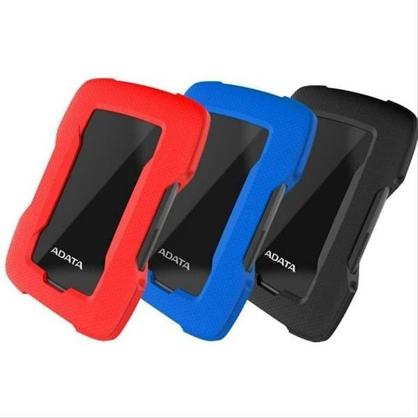【免運費】A-DATA 威剛 HD330 2TB (三色可選) 2.5吋 USB 3.2 Gen 1 外接式 防震 行動硬碟 Durable 2T