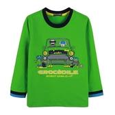 『小鱷魚童裝』機器人印花T恤(02號~10號)554443