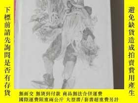 二手書博民逛書店Rip罕見Van Winkle(中譯《李伯大夢》或《瑞普·凡·溫