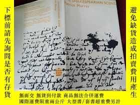 二手書博民逛書店THE罕見SHAKESPEARIAN SCENE (32開)精裝