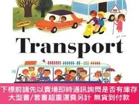 二手書博民逛書店罕見原版 交通 英文原版 Transport 精裝 兒童認知識物繪本Y454646 Alain Button