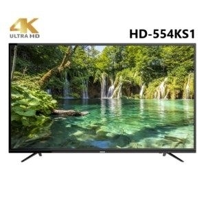HERAN 禾聯 55吋4K連網液晶顯示器 HD-554KS1