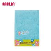 【FARLIN】兒童100%純棉毛巾浴巾(小怪獸)