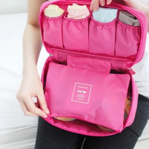 收納包 韓國 旅遊收納包 防水 包包 小飛機 化妝包 內衣褲 胸罩 旅行 行李箱 鞋 涼鞋【RB315】
