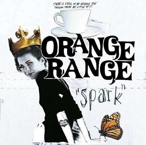 橘子新樂園 spark CD ORANGE RANGE (購潮8)