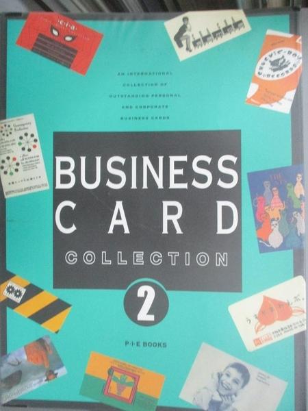 【書寶二手書T7/設計_ET9】Business Card Collection〈2〉