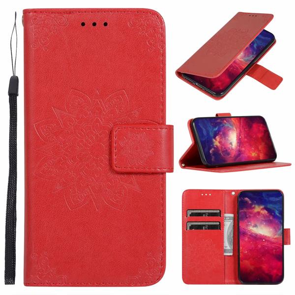 華碩 ZenFone 5 ZE620KL 5Z ZS620KL 萬花筒皮套 手機皮套 插卡 支架 掀蓋殼 保護套