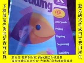 二手書博民逛書店At-Home罕見Tutor Reading, Grade K