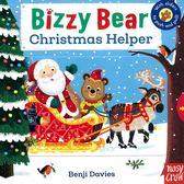 Bizzy Bear:Christmas Helper 聖誕小幫手熊熊新奇操作書(英國版)