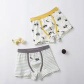 男孩內褲莫代爾棉平角兒童寶寶短褲學生底褲