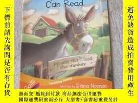 二手書博民逛書店My罕見Donkey Can Read(Sails Launch