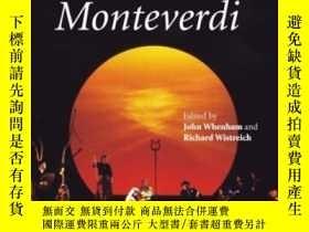 二手書博民逛書店The罕見Cambridge Companion To MonteverdiY255562 John When