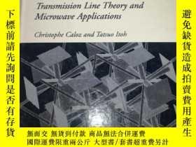 二手書博民逛書店Electromagnetic罕見Metamaterials: Transmission Theory And M