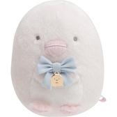 小禮堂 角落生物 企鵝 沙包玩偶 絨毛玩偶 沙包娃娃 (S 白 遊樂園) 4974413-76472