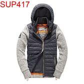 SUPERDRY 極度乾燥 SUPER DRY 男 當季最新現貨 風衣外套 SUPERDRY SUP417