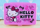 【震撼  】Hello Kitty 凱蒂貓KITTY 飾品盒附鏡粉坐