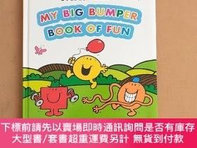 二手書博民逛書店MY罕見BIG BUMPER BOOK OF FUN(英文版 精裝)Y11026 MR.MEN EGMONT