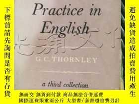 二手書博民逛書店Further罕見Practice in English---[