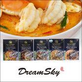 泰國 Blue Elephant 藍象 料理包 70g 5款 綠咖哩 打拋豬 椰香湯 泰式酸辣 DreamSky