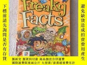 二手書博民逛書店Freaky罕見Facts (Pocket Pals)Y2147