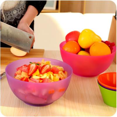 【全館5折】WaBao 蔬菜水果沙拉碗 (大號) =D00858-1=