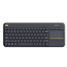 [2美國直購] Logitech K400 Plus Wireless Touch TV Keyboard