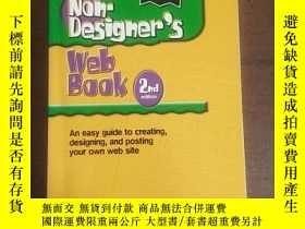 二手書博民逛書店Non-Designer s罕見Web Book, The (2