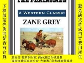 二手書博民逛書店The罕見Last of the PlainsmenY410016 Zane Grey Start Publi