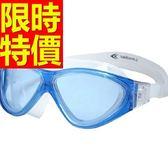 泳鏡-抗UV防霧比賽浮潛游泳蛙鏡2色56ab48【時尚巴黎】