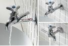 【麗室衛浴】日本KAKUDAI 日本製造 搞怪壁式冷水栓 71102113