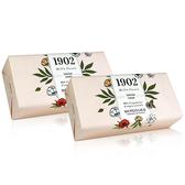 1902 千花 乳木果油香氛皂(150g)X2入【ZZshopping購物網】