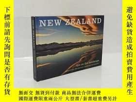 二手書博民逛書店New罕見Zealand: Eye on the Landscape 新西蘭的風景Y174741 Craig