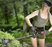 割草機 電動割草機小型家用除草機充電式草坪機手持農用鋰電多功能打草機【快速出貨八折下殺】