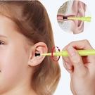 掏耳神器 日本進口掏耳神器兒童硅膠挖耳勺軟頭安全家用大人掏耳勺單個裝 快速出貨