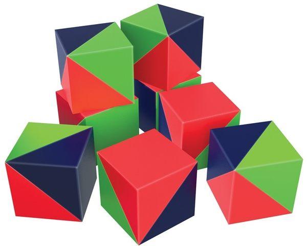 【KANGA GAMES】碰撞方塊 Collide-O-Cube 家庭益智派對桌上遊戲