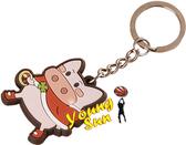 造型鑰匙圈 客製化鑰匙圈 送禮好物 婚禮小物 個性鑰匙圈 廣告 贈品 文宣