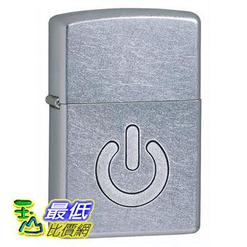 [104 美國直購] Zippo Street Chrome Power Button Lighter 打火機