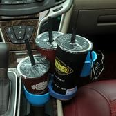 【CR0100】汽車多層旋轉杯架 車用多功能水杯架 車載收納置物架 飲料架 手機架 菸灰缸架 水壺架
