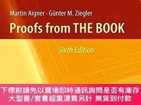 二手書博民逛書店Proofs罕見from THE BOOKY454646 Martin Aigner;Günter M. Zi