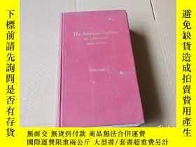 二手書博民逛書店The罕見American Tradition in Literature Third EditionY809