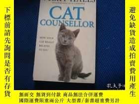 二手書博民逛書店Cat罕見Counsellor: How Your Cat Really Relates To You24 set