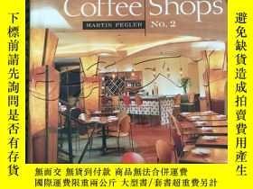 二手書博民逛書店Cafes罕見and Coffee Shops, No. 2--