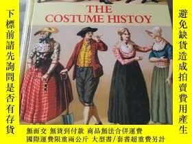 二手書博民逛書店THE罕見COSTUME HISTOYY272025 TASCH