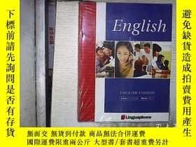 二手書博民逛書店ENGLISH罕見COURSE LEVEL 4 (BOOK 1+