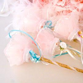婚禮小物- 20枝手工香皂花金莎棒 - 送客禮/活動禮/二次進場必備 幸福朵朵